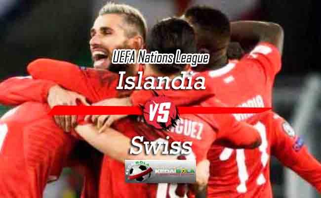 Prediksi Skor Bola Islandia Vs Swiss 16 Oktober 2018