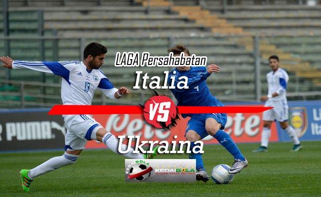 Prediksi Skor Bola Italia Vs Ukraina 11 Oktober 2018