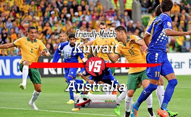 Prediksi Skor Bola Kuwait Vs Australia 15 Oktober 2018