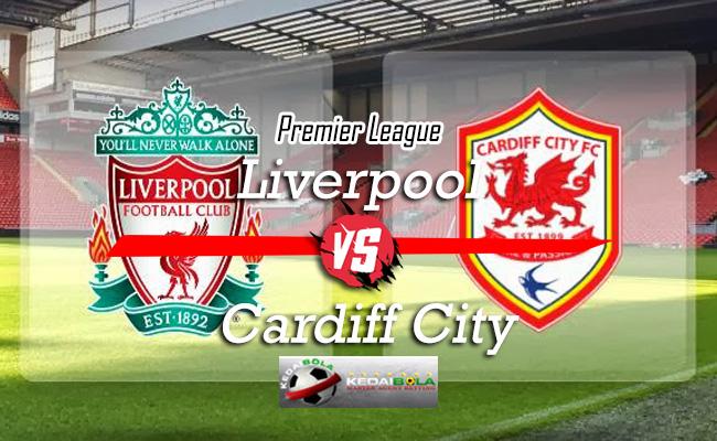 Prediksi Skor Bola Liverpool Vs Cardiff City 27 Oktober 2018