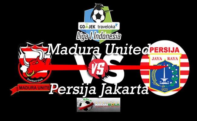 Prediksi Skor Bola Madura United Vs Persija Jakarta 14 Oktober 2018