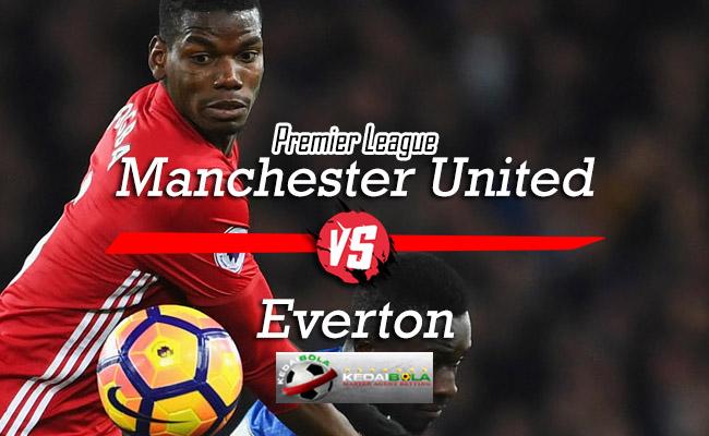 Prediksi Skor Bola Manchester United Vs Everton 28 Oktober 2018