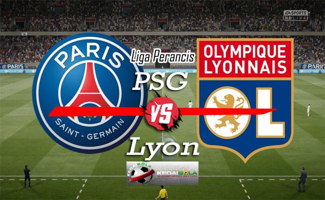 Prediksi Skor Bola PSG Vs Lyon 8 Oktober 2018