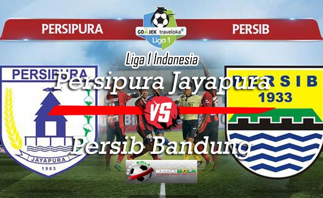Prediksi Skor Bola Persipura Jayapura Vs Persib Bandung 15 Oktober 2018
