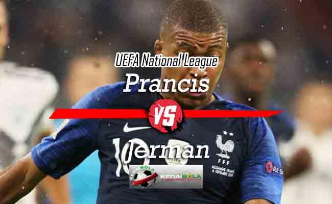 Prediksi Skor Bola Prancis Vs Jerman 17 Oktober 2018