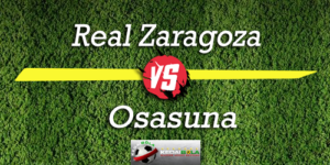 Prediksi Skor Bola Real Zaragoza Vs Osasuna 9 Oktober 2018