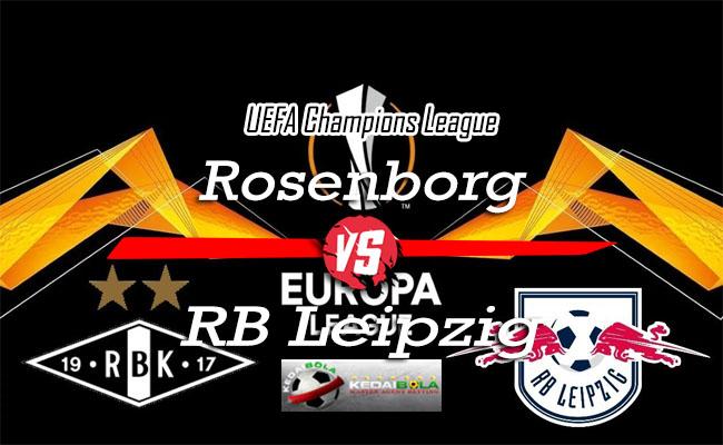 Prediksi Skor Bola Rosenborg Vs RB Leipzig 4 Oktober 2018