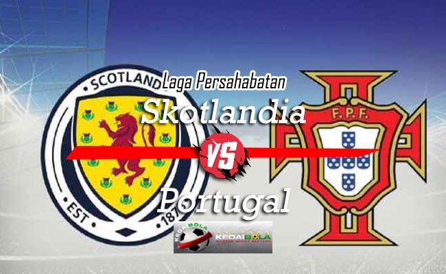 Prediksi Skor Bola Skotlandia Vs Portugal 14 Oktober 2018