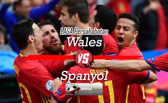 Prediksi Skor Bola Wales Vs Spanyol 12 Oktober 2018