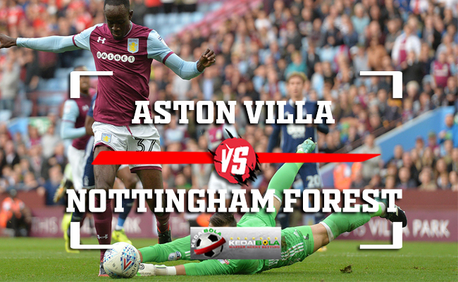 Prediksi Aston Villa Vs Nottingham Forest 29 November 2018