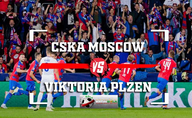Prediksi CSKA Moscow Vs Viktoria Plzen 28 November 2018
