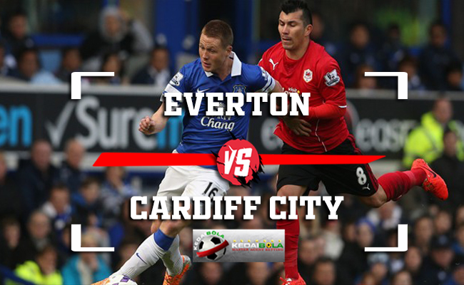 Prediksi Everton Vs Cardiff City 24 November 2018