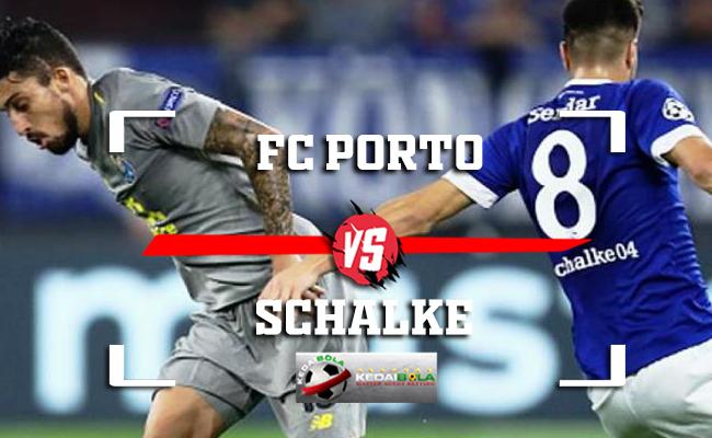 Prediksi FC Porto Vs Schalke 29 November 2018