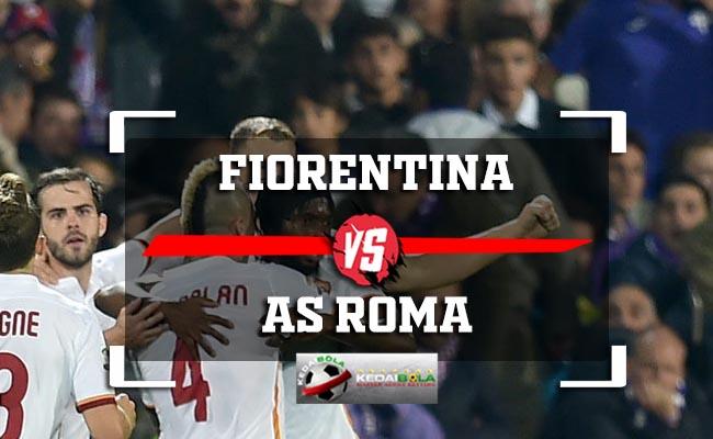 Prediksi Fiorentina Vs AS Roma 4 November 2018