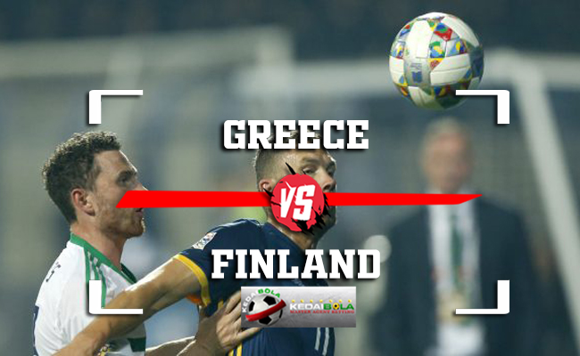 Prediksi Greece Vs Finland 16 November 2018