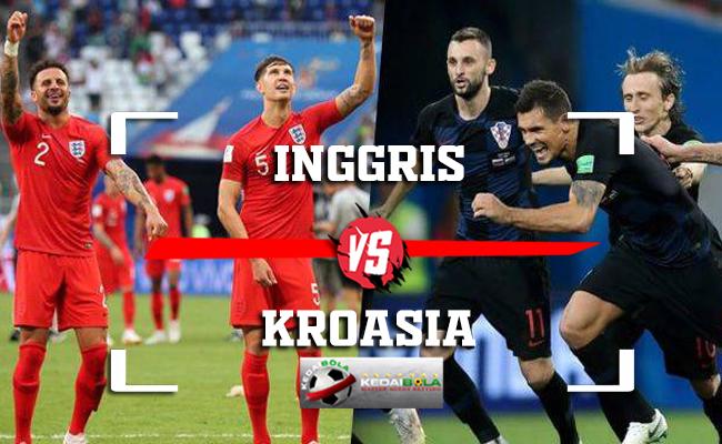Prediksi Inggris Vs Kroasia 18 November 2018