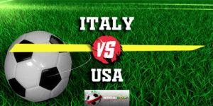 Prediksi Italy Vs USA 21 November 2018