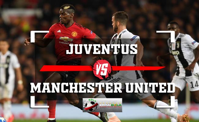 Prediksi Juventus Vs Manchester United 8 November 2018