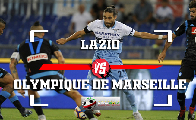 Prediksi Lazio Vs Olympique De Marseille 9 November 2018