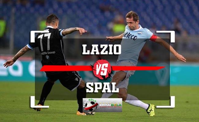 Prediksi Lazio Vs SPAL 4 November 2018