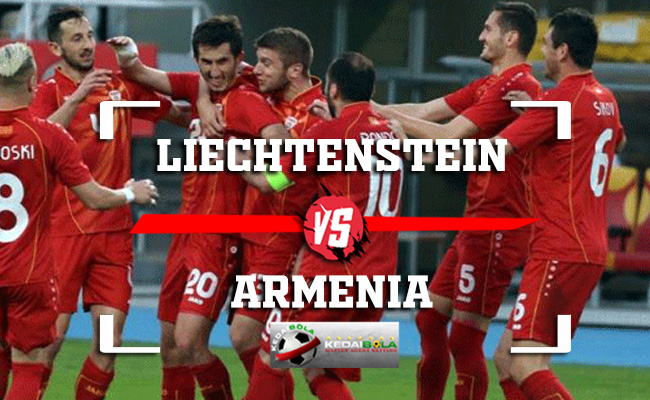 Prediksi Liechtenstein Vs Armenia 20 November 2018