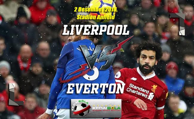 Prediksi Liverpool Vs Everton 2 Desember 2018