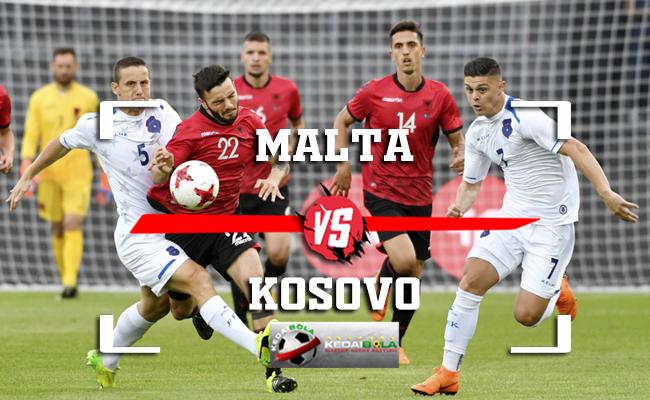 Prediksi Malta Vs Kosovo 18 November 2018