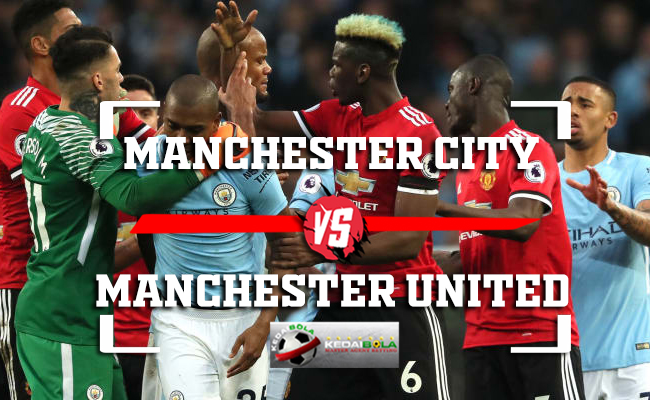 Prediksi Manchester City Vs Manchester United 11 November 2018
