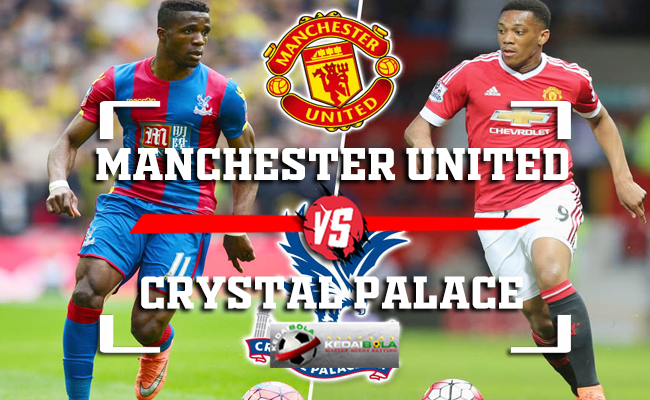 Prediksi Manchester United Vs Crystal Palace 24 November 2018