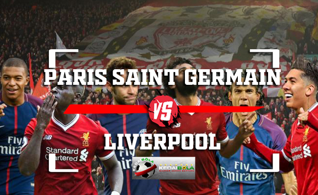 Prediksi Paris Saint Germain Vs Liverpool 29 November 2018