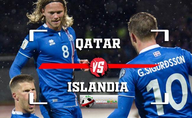Prediksi Qatar Vs Islandia 20 November 2018
