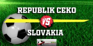 Prediksi Republik Ceko Vs Slovakia 20 November 2018