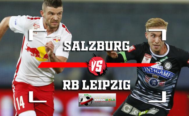 Prediksi Salzburg Vs RB Leipzig 30 November 2018