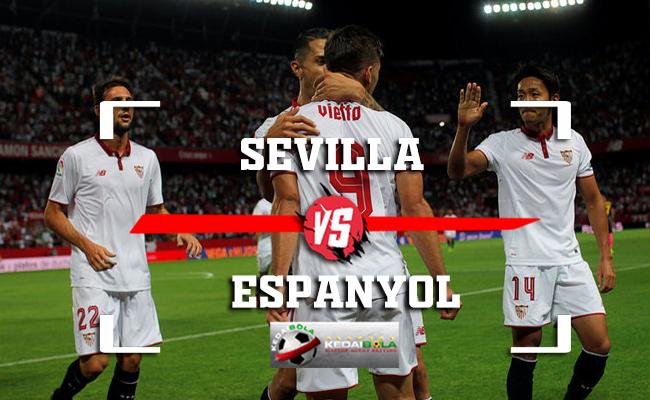 Prediksi Sevilla Vs Espanyol 12 November 2018