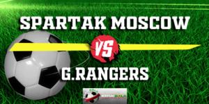 Prediksi Spartak Moscow Vs G.Rangers 9 November 2018