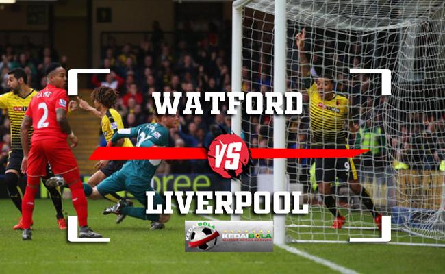 Prediksi Watford Vs Liverpool 24 November 2018