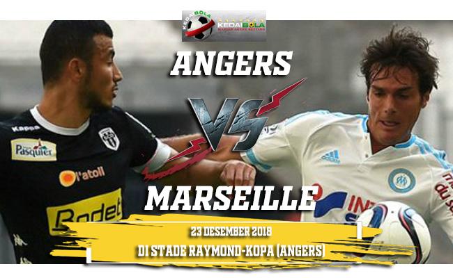 Prediksi Angers Vs Marseille 23 Desember 2018