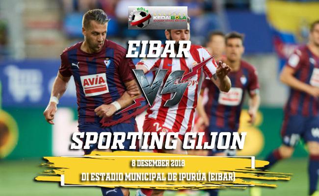 Prediksi Eibar Vs Sporting Gijon 7 Desember 2018