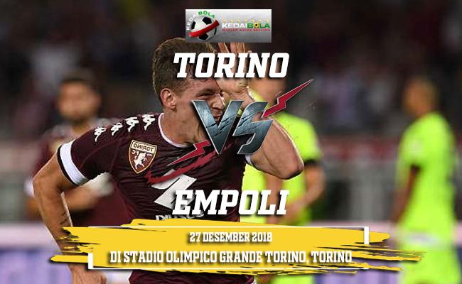 Prediksi Torino Vs Empoli 27 Desember 2018