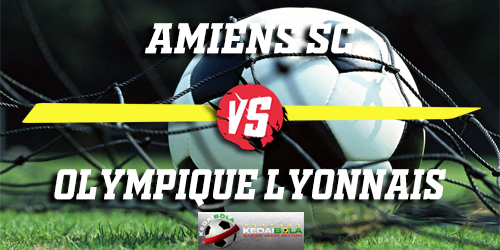 Prediksi Amiens SC Vs Olympique Lyonnais 25 Januari 2019