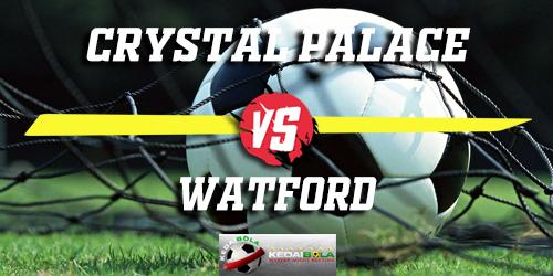 Prediksi Crystal Palace Vs Watford 12 Januari 2019
