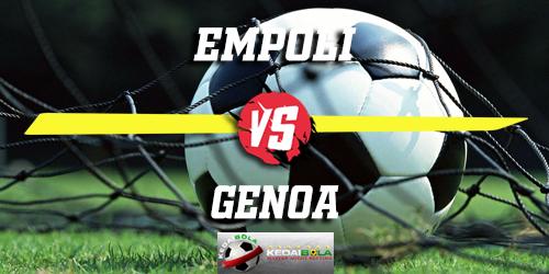 Prediksi Empoli vs Genoa 29 Januari 2019