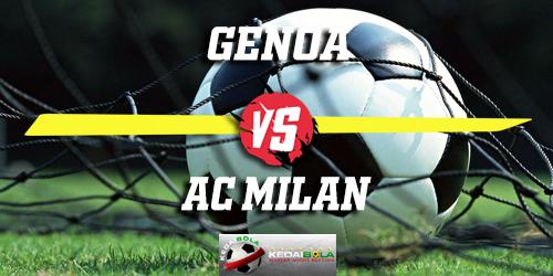 Prediksi Genoa Vs AC Milan 21 Januari 2019