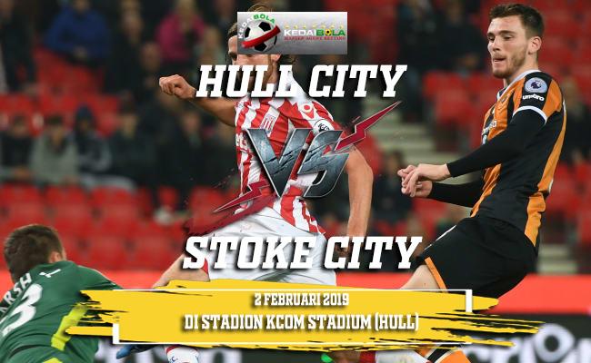 Prediksi Hull City vs Stoke City 2 Februari 2019