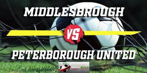 Prediksi Middlesbrough Vs Peterborough United 5 Januari 2019