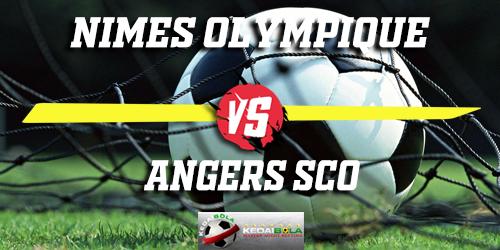 Prediksi Nimes Olympique Vs Angers SCO 24 Januari 2019