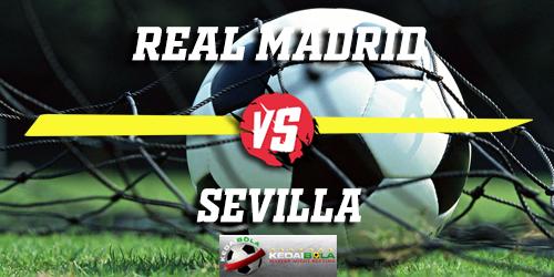 Prediksi Real Madrid Vs Sevilla 19 Januari 2019