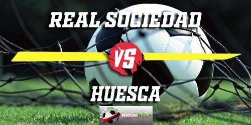 Prediksi Real Sociedad vs Huesca 28 Januari 2019