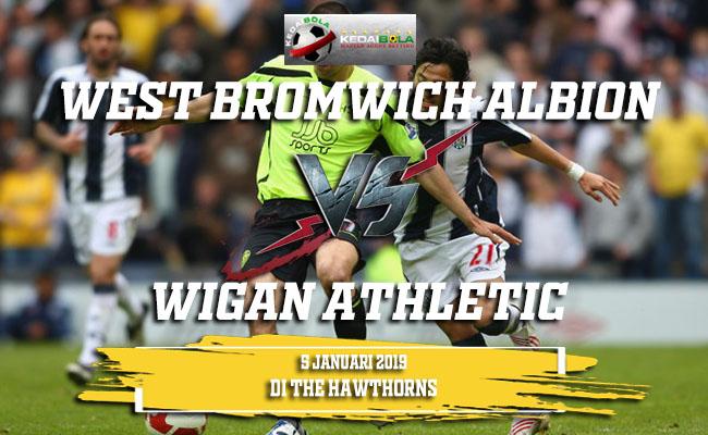 Prediksi West Bromwich Albion Vs Wigan Athletic 5 Januari 2019
