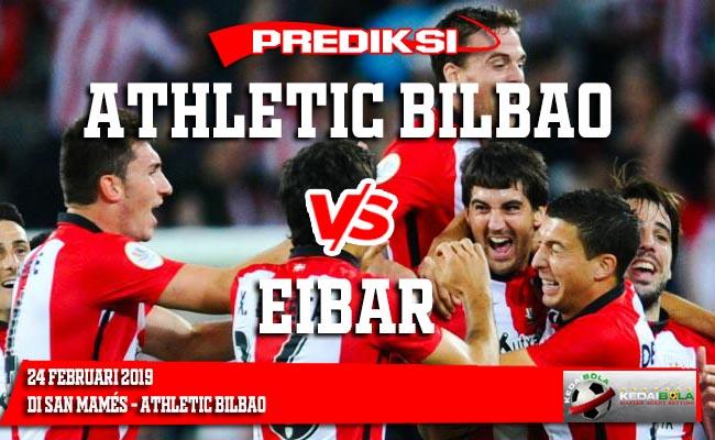 Prediksi Athletic Bilbao vs Eibar 24 Februari 2019